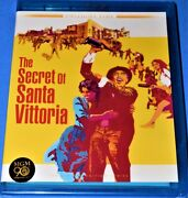 New Twilight Time Anthony Quinn The Secret Of Santa Vittoria Sold Out Le Blu Ray