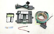 New Oem Ford Vehicle Security System Kit Be8z-19a361-a Ford Fiesta 2011-2013
