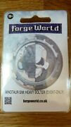 Forge World Limited Edition 2014 Event Only Kraatos S/m Minotaur Heavy Bolter