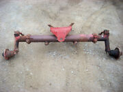 Ih Farmall Mccormick 460 560 656 706 806 Factory Wide Front Axle