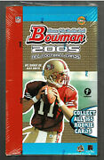2005 Bowman Football First Edition Factory Sealed Hobby Box Possible Rodgers Rc