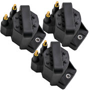 3pcs Spark Coil Ignition Coil For Buick For Cadillac For Chevrolet For Gmc