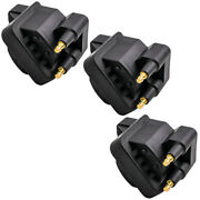 3x Ignition Coil Pack For Cadillac Seville V8 4.6l Cimarron For Buick Riviera