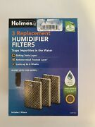 New Holmes E Humidifier Filter 3 Pack Hwf100 Fit Hcm730