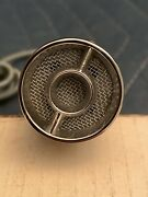 Vintage Crown Mc-110 Crystal Microphone For Tube Amps