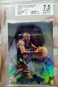 Ray Allen Rc Flair 1996-97 Row 1 35 Legacy Collection 98/150 Bgs 7.5 Read