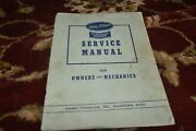 Ford Tractor Ferguson System Service Manual Fcca