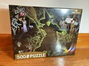 The Wizard Of Oz 500 Pc Puzzle New Wicked Witch Of The West