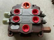 Parker Hydraulic Directional Control Valve Sell As Used- Old Stock Item