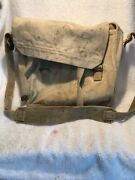 Ww2 Canadian Army Officers P-37 Web Small Haversack