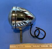 Vintage J.s.n.y. Magnetic Ash Tray Ashtray Gm Chevy Accessory Lowrider Bomber