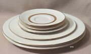 Theodore Haviland Gotham Lot Of 6 Pieces Dinner Luncheon Bread Saucer Excellent