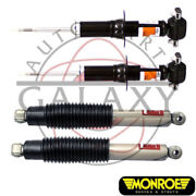 Monroe New Front Struts And Rear Shocks Pair Kit For Chevrolet Avalanche 07-13