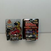 Racing Champions 1/64 Terry Labonte Kelloggs Lot Of 2 Chase Cars Rare