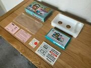 Mint Boxed Nintendo Game And Watch Squish 1986 Lcd Electronic Game - Pristine A+