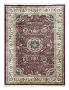 Luxury Home Silk Medallian Carpets For Living Rooms/bedrooms/resorts At Low Cost