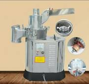 Df-40s 40kg/h Automatic Continuous Hammer Herb Mill Grinder Pulverizer 110v