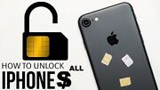 Iphone Unlock Service Chips Sprint Boost Att Tmobile Etc...6s To 11 Pro Max Only