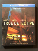 True Detective [ The Complete Second Season ] Blu-ray Disc New