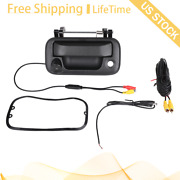 Rear View Camera For Ford F150 250 04-16 Heavy Duty Truck Tailgate Handle Backup