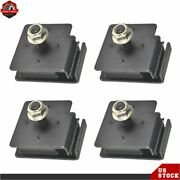 Bottom And Top Engine Mount Rubber Damper Kit For Yamaha Rhino 660 2004-2007