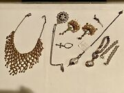 Costume New And Vintage Jewelry