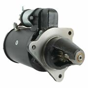New Starter For Allis Chalmers Tractor 180 185 190 Others- 70273901 273902