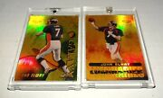 1998 Topps Galaxy And Luminaries Gold Rainbow John Elway /5 Lot Rare