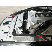 Sub Frame Cover For 2010-2013 Nissan Gt-r [stainless Steel/polished]