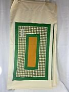Vintage Yves Saint Laurent 1976 King Pillowcases Lot Of 3 - 40andrdquox20andrdquo - Ex Cond