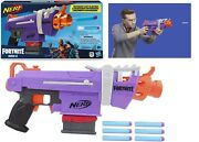Nerf Fortnite Smg-e Motorized Blaster Ages 8+ Toy Gun Play Fire Gift Game Fight