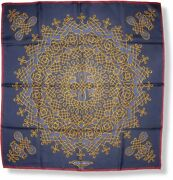 Hermes 74 Special Limited Issue 100th Anniversary Piaget Model Vinci Scarf 90cm