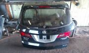 10-12 Acura Rdx Trunk Hatch Tailgate With Rear View Camera