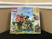 Lego Creator Treehouse Adventures 3 In 1 Set 31053 Mint Condition