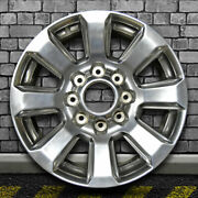 Full Polished Factory Wheel For 2017-2018 Ford Super Duty - 20x8
