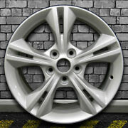 Full Face Sparkle Silver Oem Factory Wheel For 2011-2014 Ford Focus - 16x7