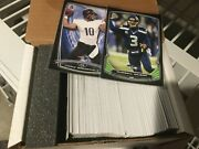 2014 Bowman Football Black Parallel Complete Set W/ Rcand039s Brady Donald Carr Be