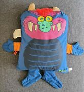 Classic 1985 My Pet Monster With Handcuffs Monster Pillow Very Rare