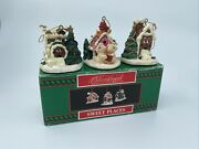 House Of Lloyd Christmas Around The World Sweet Places Gingerbread Ornament Set
