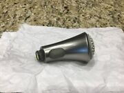 Grohe Realsteel Universal Pull-out Spray Stainless Steel 46173sd0 Used