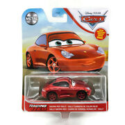 Disney Pixar Cars Racing Red Sally Diecast Toy New Free Shipping