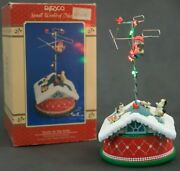Enesco Christmas Decoration Static In The Attic Handy Dandy Elf Light Up Musical