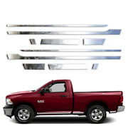 12p 3 1/8and039 Lower Rocker Panels Fits 09-18 Ram Reg Cab 6.5and039 Bed W/o Flares By Bd