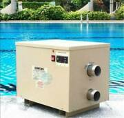 1pc 60kw 380v Electric Water Thermostat Heater Spa / Swimming Pool Water Heater