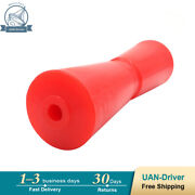 12 Inch Polyurethane Non Marking For Boat Trailers