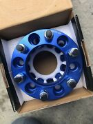 """Wheel Spacers 6x5.5 And They Are 1.5"""" Thick, Comes With 2 Total"""