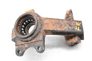 11 Kubota Rtv500 4x4 Front Right Spindle Knuckle