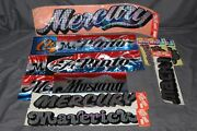 Chroma Graphics 70and039s Vintage Auto Decals Lot Of 15 Ford Cougar Pinto Mach1 Lot 5