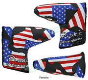 Piretti Special Edition Putter Cover Texas Version New Rare Ship From Japan