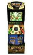 New Full Size Big Buck Hunter Arcade1up Home Gaming Cabinet W/ 4 Games